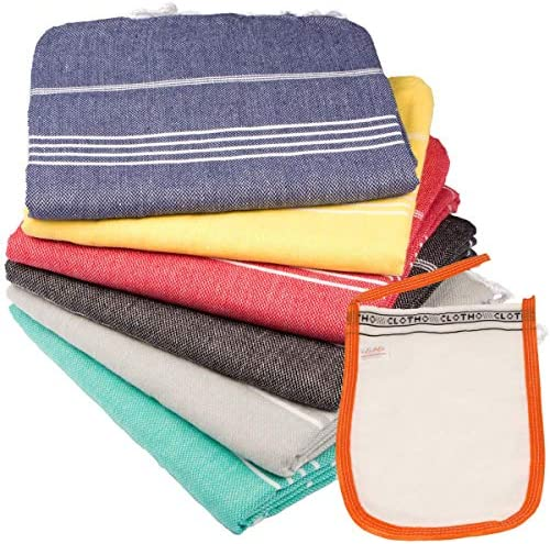 Towel Set Pieces Variety Peshtemal product image