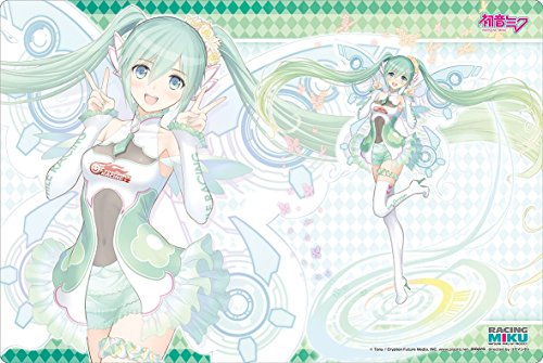 Vocaloid Racing Miku Card Game Desk Character Rubber Mat Playmat Mouse Anime 108 from Bushiroad