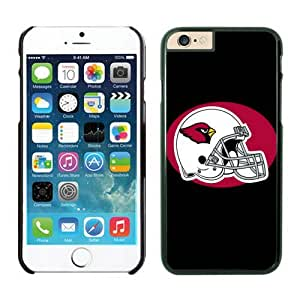 Arizona Cardinals NFL iPhone 6 (4.7 inches) Cases Black Cover