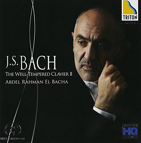 Abdel Rahman El Bacha - J.S.Bach:The Well Tempered Clavier 2 (2CDS) [Japan CD] OVCT-111