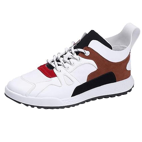 4adb36da63f94 Amazon.com | Mosunx Athletic Non-Slip Sneakers Men, Lightweight ...