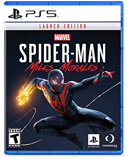 Spider-Man: Miles Morales Launch Edition Playstation 5