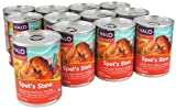 Halo Purely for Pets - Spot's Stew For Dogs Succlent Salmon - 12 Can(s)