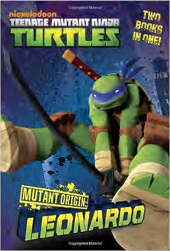Mutant Origin: Leonardo/Donatello Teenage Mutant Ninja ...