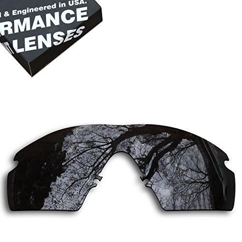 ToughAsNails Polarized Lens Replacement for Oakley Si Ballistic M Frame 2.0 Sunglass - More Options by ToughAsNails