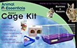 Prevue Hendryx 522-KIT Bunny Essentials Rabbit Starter Kit, My Pet Supplies