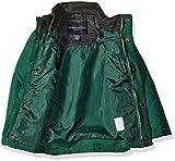 London Fog Little Boys Barn Jacket With Faux Wool