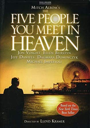 Amazon The Five People You Meet in Heaven Jon Voight