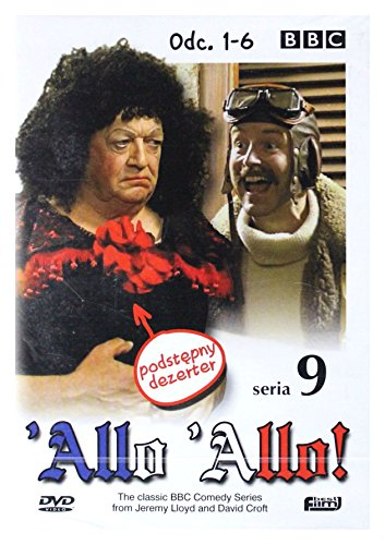'Allo 'Allo! Season 9 Episode 1-6 [Region Free] (English - Vicki Cooke