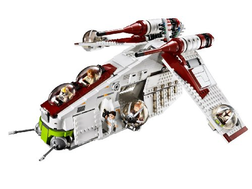 51vbZFygU L - LEGO Star Wars Republic Gunship (75021) (Discontinued by manufacturer)