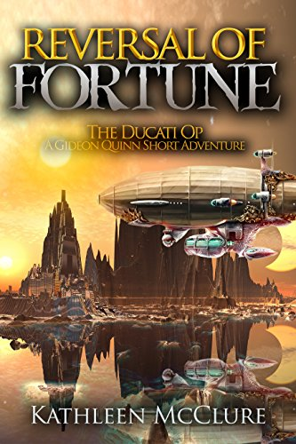 Reversal Fortune Ducati Chronicles Adventures ebook