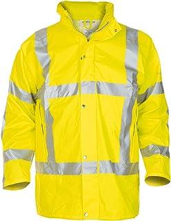 Hydrowear 015850fy Ontario Hydrosoft Jacket, 53% poliammide/47% poliuretano, taglia S, colore giallo
