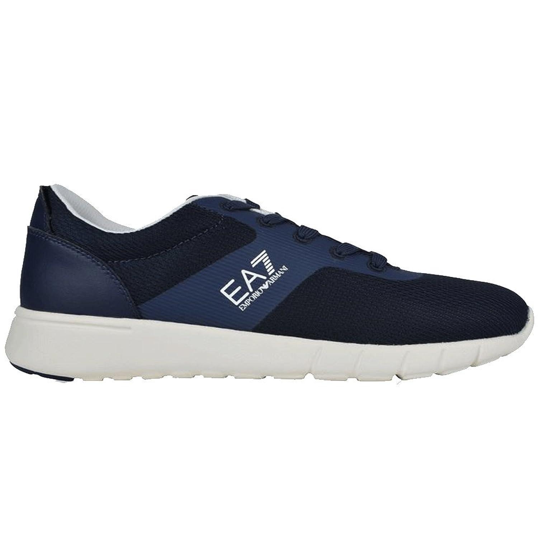 Blu Running Basse 1 39 EA7 3 Scarpe q7BHwgnn