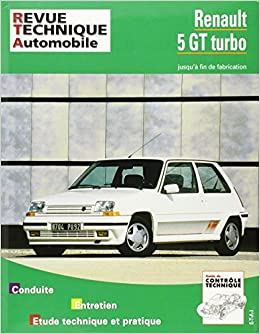 Rta 464.5 Renault 5 gt turbo (85-92): Amazon.es: Etai: Libros en idiomas extranjeros