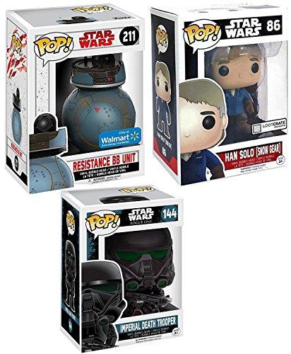 Exclusive Funko Star Wars Character Pop! Han Solo figure  Im