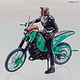 Bandai Mecha Collection Masked Rider Black Battle Hopper Model Kit(Japan Import)