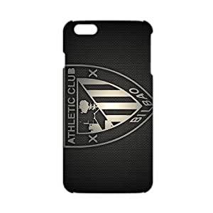 ANGLC sports soccer logos Athletic Bilbao (3D)Phone Case for iphone 5 5s case