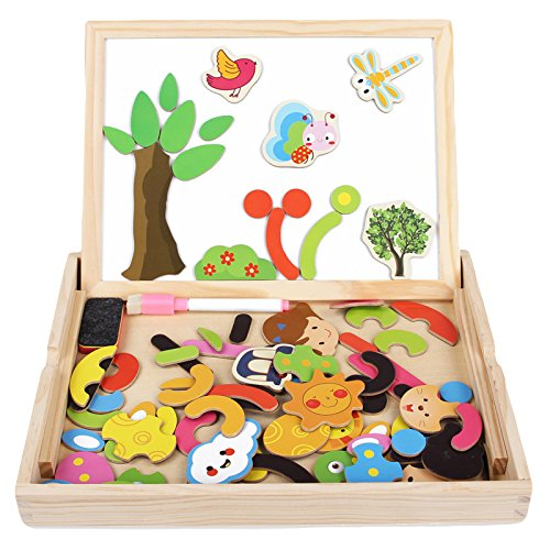 linshop-scene-magnetic-spell-childrens-double-puzzle-sketchpad-educational-toys-wooden-blocks-age-of