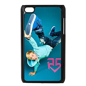 Customize High Quality Famous Singer Ross Lynch Back Case for ipod Touch 4 JNIPOD4-1466