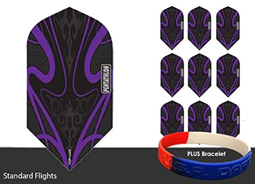 Purple Flights - Pentathlon TDP LUX Black Series