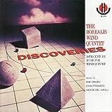 Discoveries - 2oth Century Music for Wind Quintet By Ewazen, Steinmetz, & Del Aguila