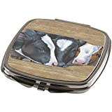 Animal World Queens of the Dairy Farm Cows Compact Multi Standard One Size
