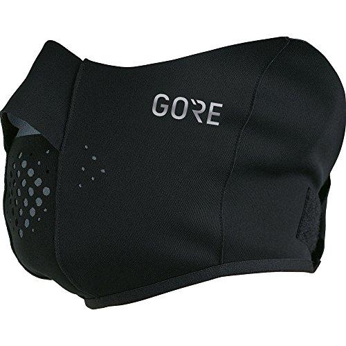 GORE WEAR Unisex Windproof Face Warmer, M Windstopper Face Warmer, Size: ONE, Color: Black100383