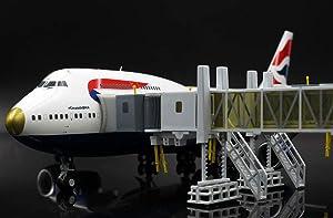 JC Wings Airport Boarding Ladder aerobridge 1/200 Boarding Ladder Finished Model
