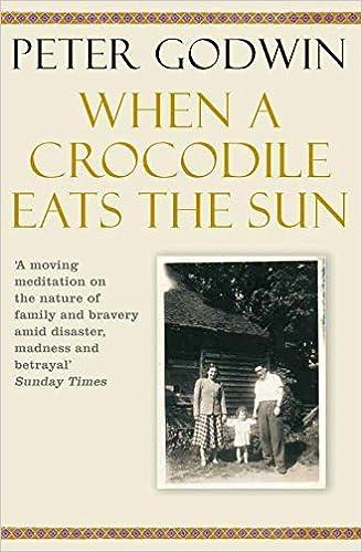 Image result for when a crocodile eats the sun amazon