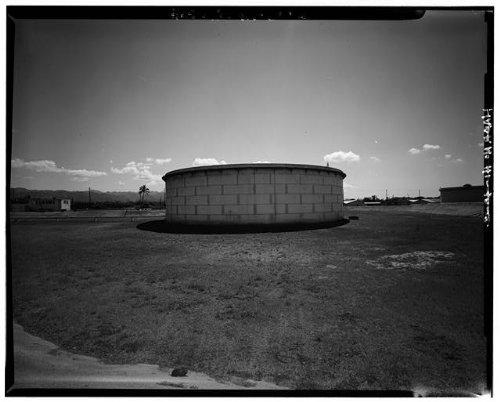 (Photo: U.S. Naval Base,Pearl Harbor,Jet Engine Fuel Storage Tank,Lehua Avenue,Hawaii,1 )
