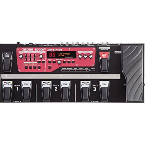 BOSS Multi Effect Processor (RC-300)