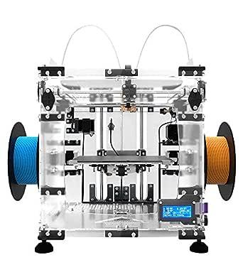 Velleman K8400 impresora 3d - impresoras 3d (Translúcido, LCD, 2.0 ...