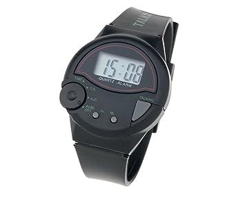 CursOnline Reloj Digital de Pulsera parlante (Italiano Unisex para niños Mayores no apoplejía Watch: Amazon.es: Deportes y aire libre