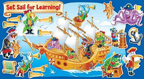 Sea Adventure Bulletin Board
