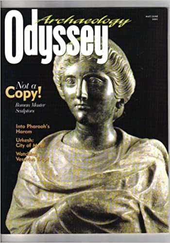 Archaeology Odyssey, Volume 4 Number 3, May/June 2001