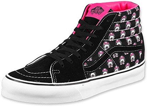 Wn Chaussures 0 Pink Fido Black 5 Hi Sk8 neon Vans wqCEvTOSq