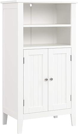 Material - El armario almacenaje está hecho de MDF de clase E1. Es resistente a la humedad y al moho