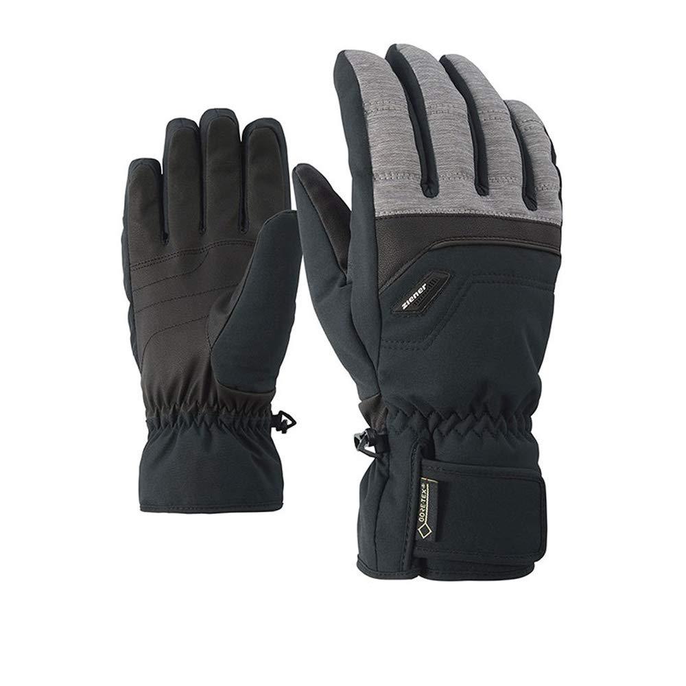 Ziener Glyn GTX Gore Plus Warm Gants de Ski Alpine pour Homme
