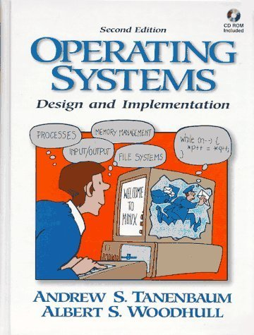 Operating Systems: Design and Implementation (Second Edition) by Andrew S. Tanenbaum (1997-01-15) by Prentice Hall; 2nd edition (1997-01-15)