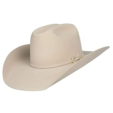 NRS American Hat Company Mens 10X 4 1/4in Brim 63/4 Silverbelly at
