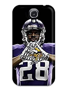 Awesome Case Cover/galaxy S4 Defender Case Cover(adrian Peterson Football )