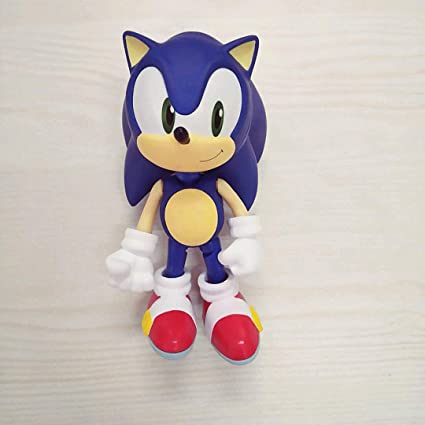 Amazon Com Qianma Sonic Toys Sonic Action Figure Dr Eggman Tails Hedgehog Model Collection Kids Gifts Toys Loose No Box Movie Tv Toys Games