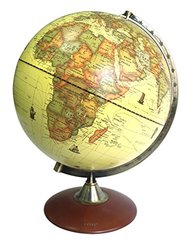 Exerz Antique Globe (X-Large Dia 12