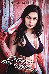 Escape from Happytown (April Almighty Book 3)