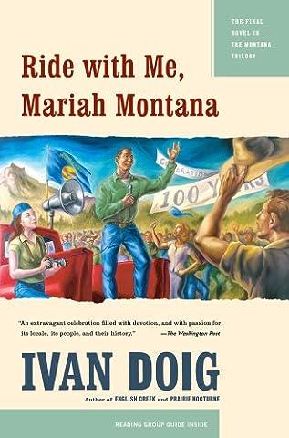 Ride with Me, Mariah Montana (Montana Trilogy) (The Prairie Traveler)