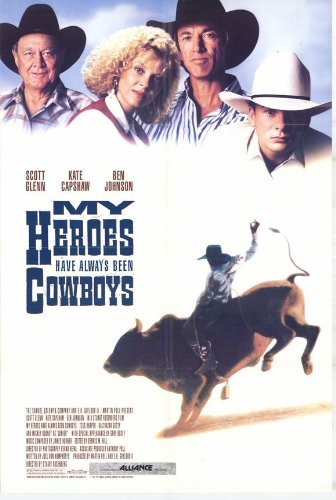 My Heroes Have Always Been Cowboys POSTER Movie (27 x 40 Inches - 69cm x 102cm) (1991)