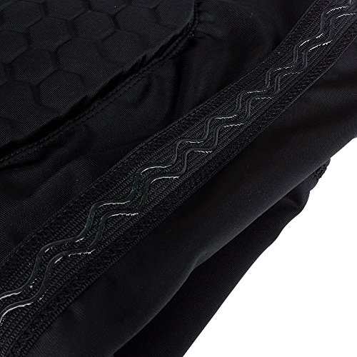419abab9f4 Senston 1 Pair Compression Long Knee Sleeves Basketball Knee Pad ...