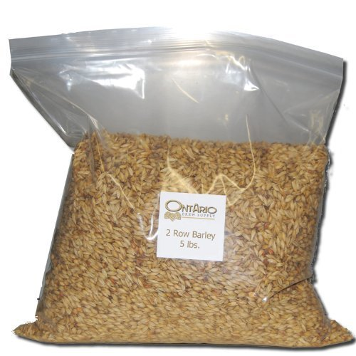 2 Row Barley (5lbs) by Home Brew Ohio by Home Brew Ohio