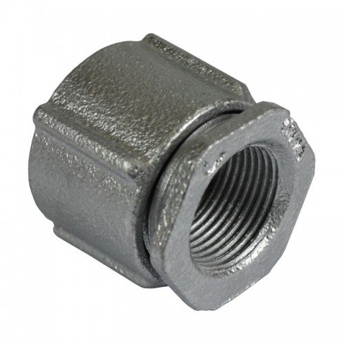 MR3C-400 Malleable Iron Three-Piece Rigid Conduit Coupling, 4