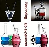 """Burry Life Science Glass Stick 12"""" Length Stir Rod"""